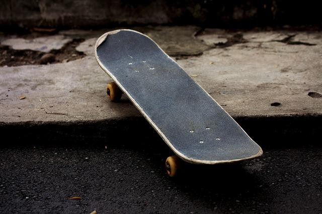 Bild von Skateboard
